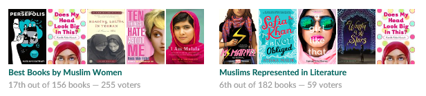 Goodreads Lists