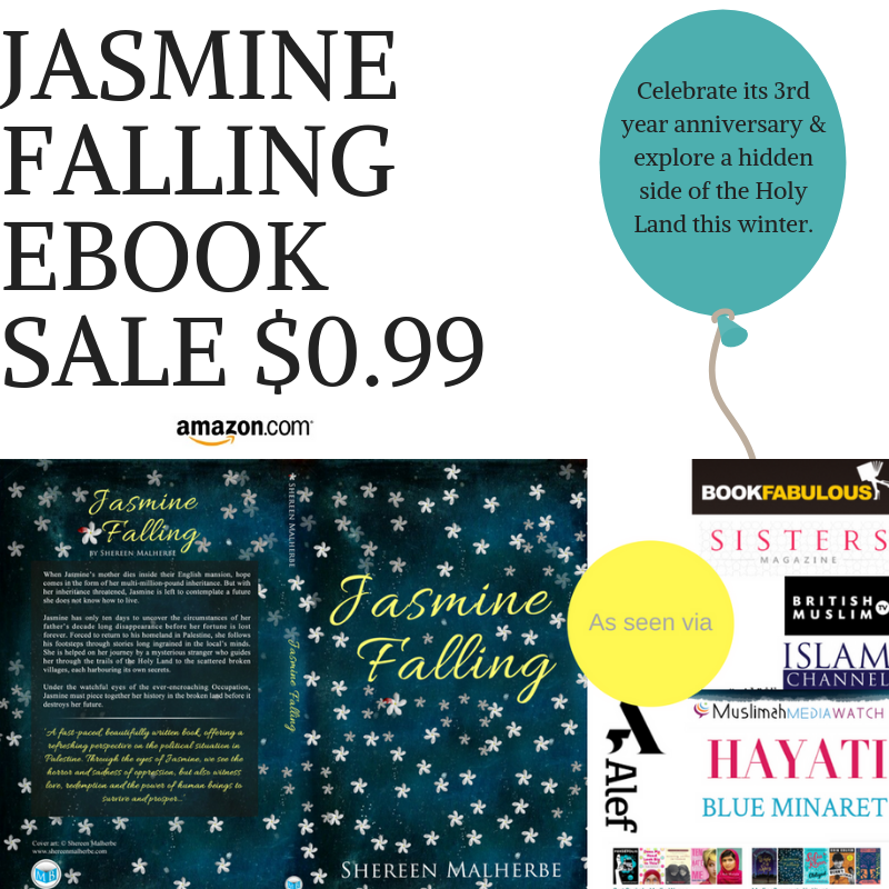Jasmine Falling Ebook on Sale
