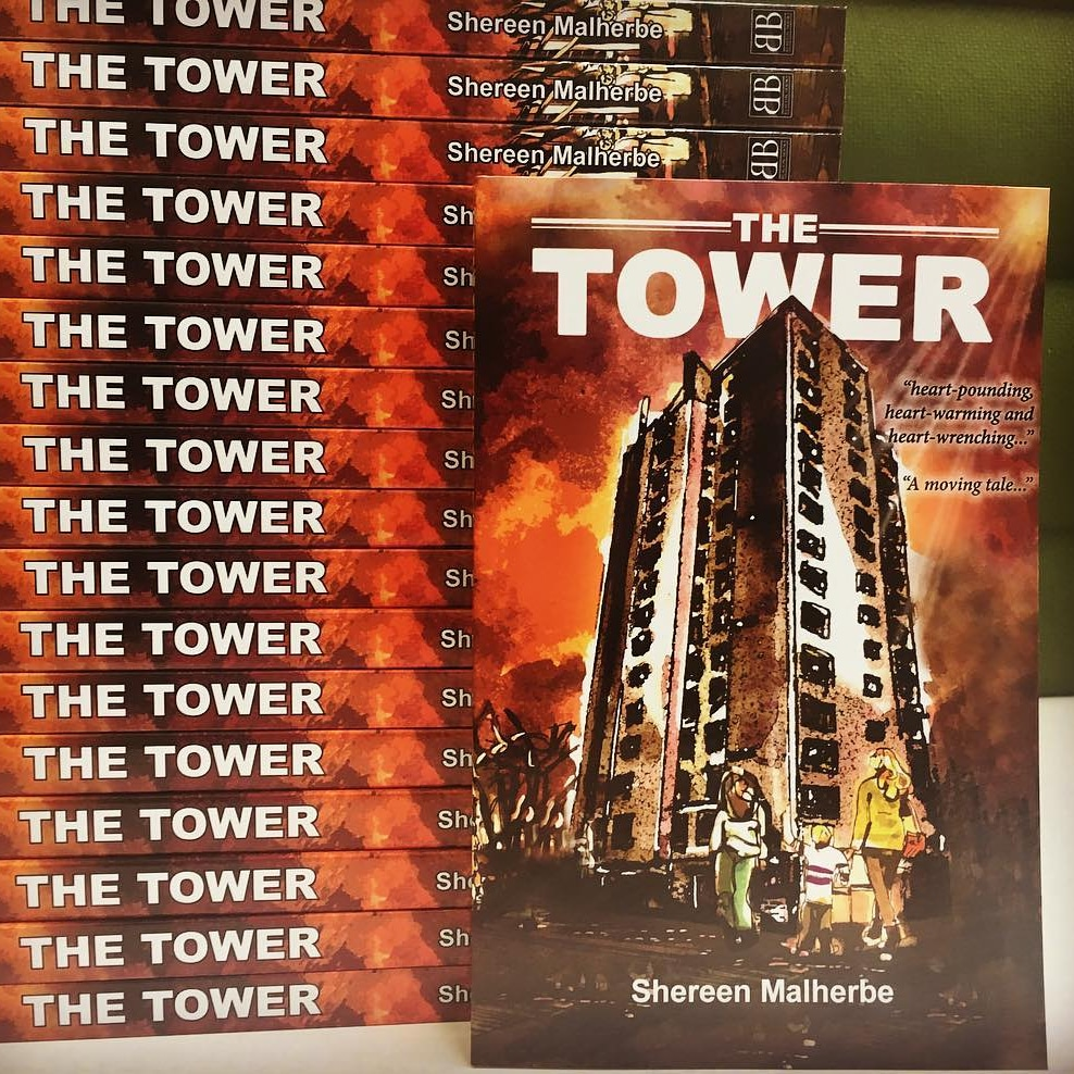 @TheBookslamist 'The Tower' Review